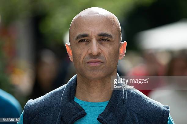 Yousef Al Otaiba United Arab Emirates Ambassador to the United States attends the annual Allen Company Sun Valley Conference July 6 2016 in Sun...