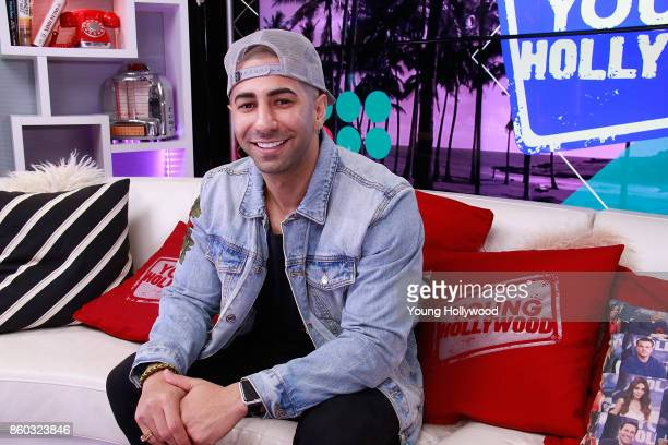 Yousef Erakat visits the Young Hollywood Studio on October 11 2017 in Los Angeles California