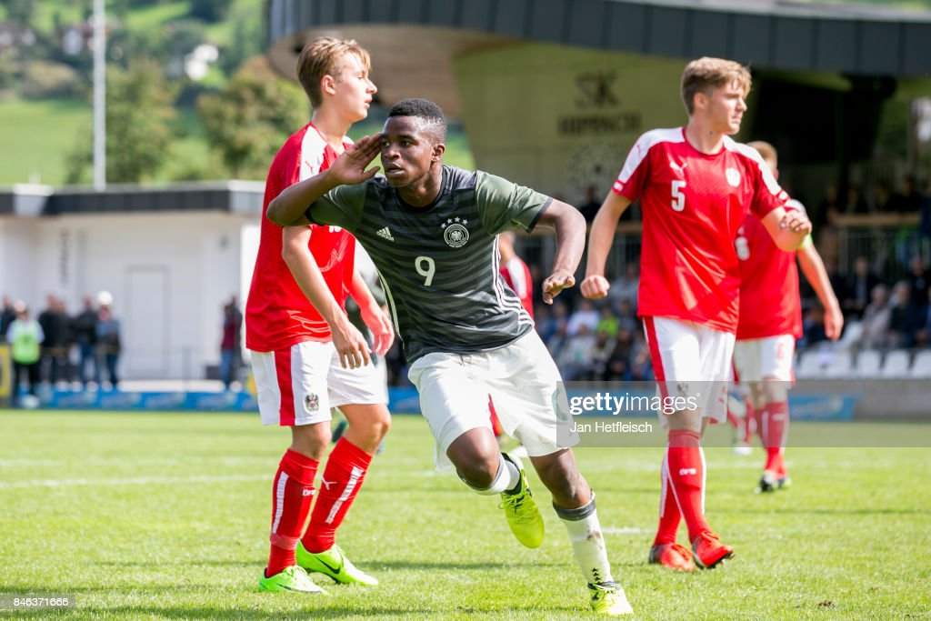 U16 Austria v U16 Germany - International Friendly