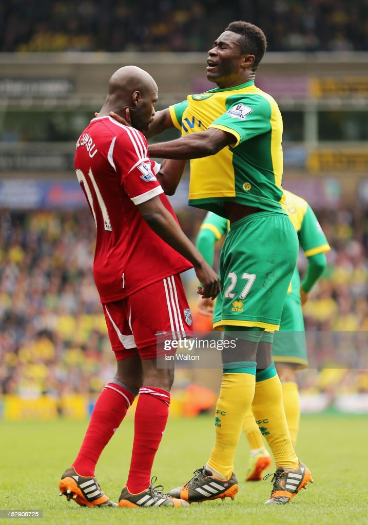 Norwich City v West Bromwich Albion - Premier League