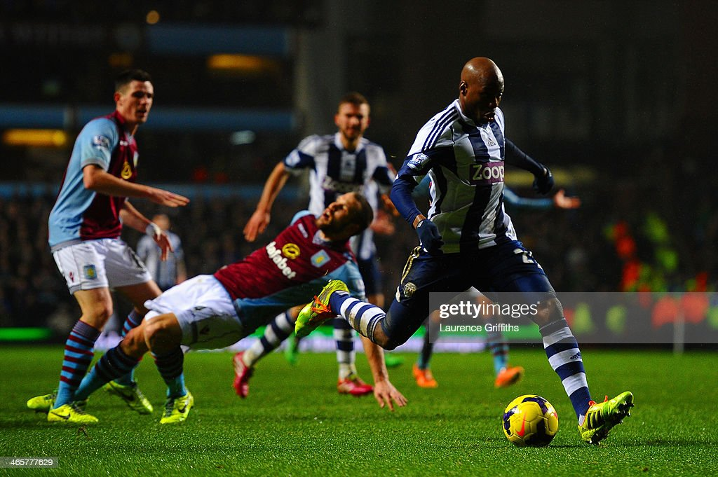 Aston Villa v West Bromwich Albion - Premier League