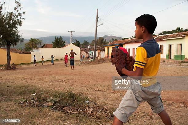 Equipo de béisbol juvenil