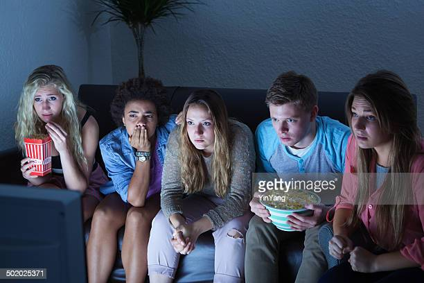 Youth Group in Suspends Watching TV Together