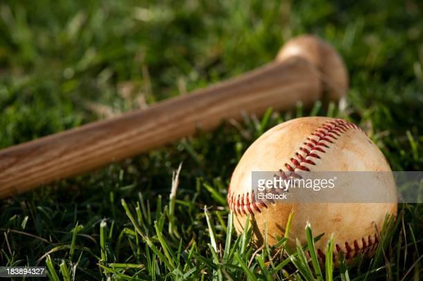 Youth League Baseball-Nahaufnahme