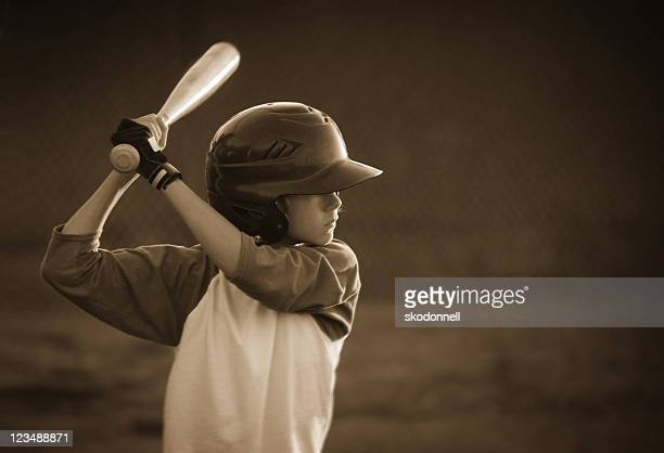 Youth league batter