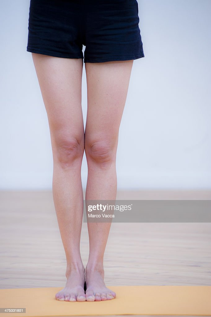 Youthfull legs and kneees