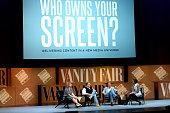 Youtube CEO Susan Wojcicki Discovery Communications President and CEO David Zaslav HBO Chairman and CEO Richard Plepler and DreamWorks Animation...