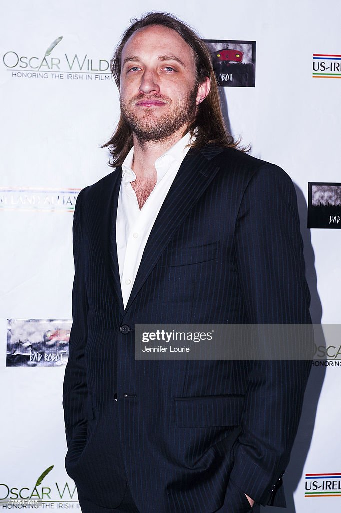 YouTube co-founder/Honoree <a gi-track='captionPersonalityLinkClicked' href=/galleries/search?phrase=Chad+Hurley&family=editorial&specificpeople=4050711 ng-click='$event.stopPropagation()'>Chad Hurley</a> attends the 9th Annual 'Oscar Wilde: Honoring The Irish In Film' Pre-Academy Awards event at Bad Robot on February 27, 2014 in Santa Monica, California.