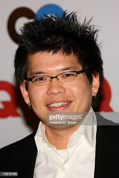 YouTube founder Steve Chen arrives at the GQ magazine 2006 Men of the Year dinner celebrating the 11th Annual Men of the Year issue at the Sunset...
