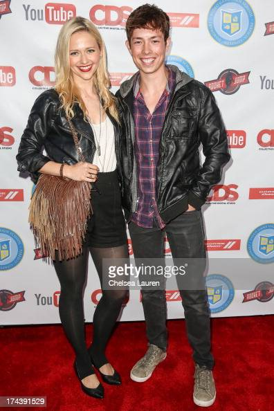 Josh blaylock and johanna braddy stock photos and pictures getty