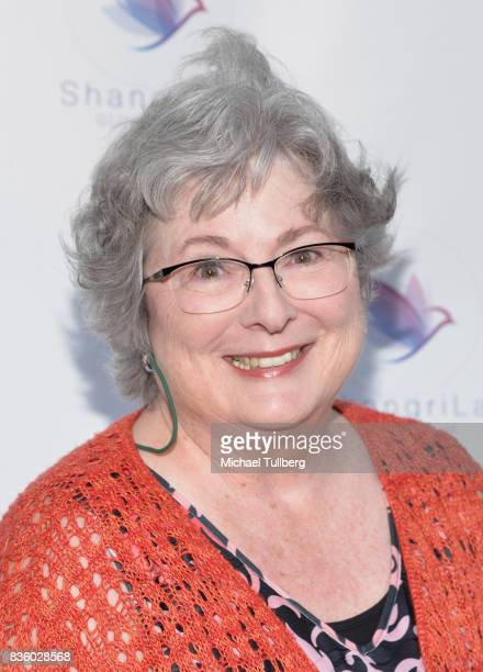YouTube personality Granny Pottymouth attends the ShangriLa Global Launch and PopUp store on August 20 2017 in Beverly Hills California
