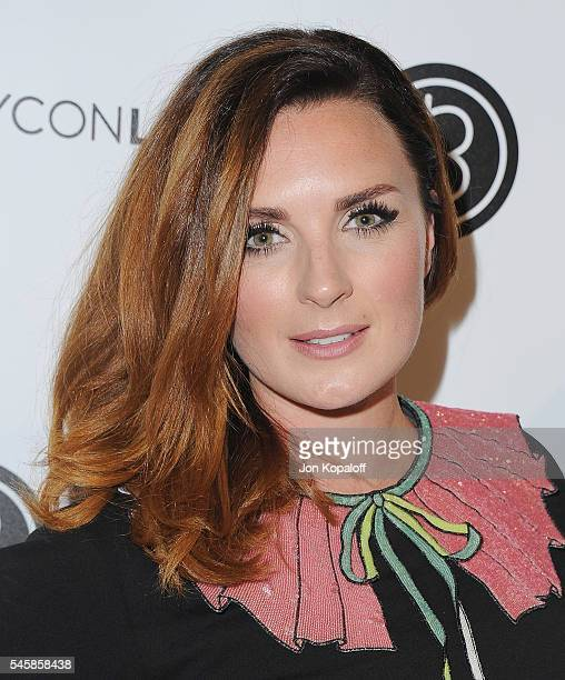 YouTube personality Nic Chapman from Pixiwoo arrives at the 4th Annual Beautycon Festival Los Angeles at Los Angeles Convention Center on July 9 2016...