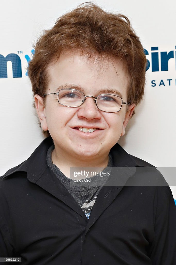 YouTube sensation Keenan Cahill visits the SiriusXM Studios on June 3 2013 in New York City