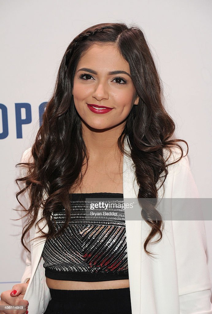 YouTube video blogger Bethany Mota attends Z100's Jingle Ball 2013, presented by Aeropostale, at Madison Square Garden on December 13, 2013 in New York City.