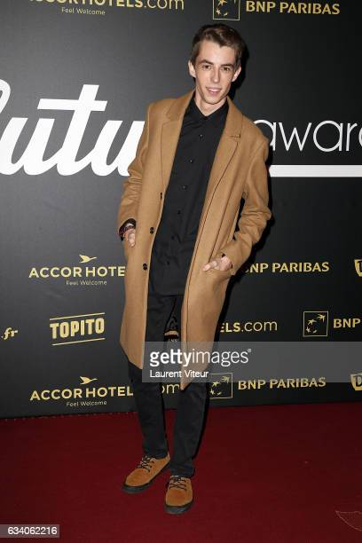 Youtuber Gael attends the '4th Melty Future Awards' at Le Grand Rex on February 6 2017 in Paris France