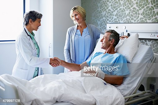 あなたが患者のに最適です。