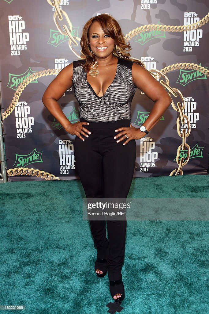 Yo-Yo attends the BET Hip Hop Awards 2013 at Boisfeuillet Jones Atlanta Civic Center on September 28, 2013 in Atlanta, Georgia.