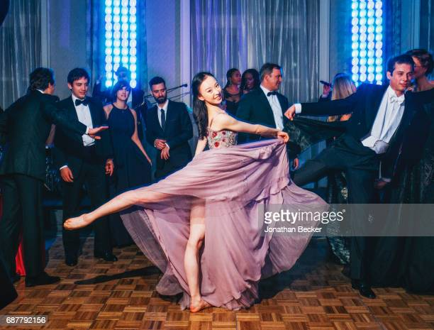 Yu Hang is photographed for Vanity Fair Magazine on November 26 2016 at the Peninsula hotel in Paris France PUBLISHED IMAGE