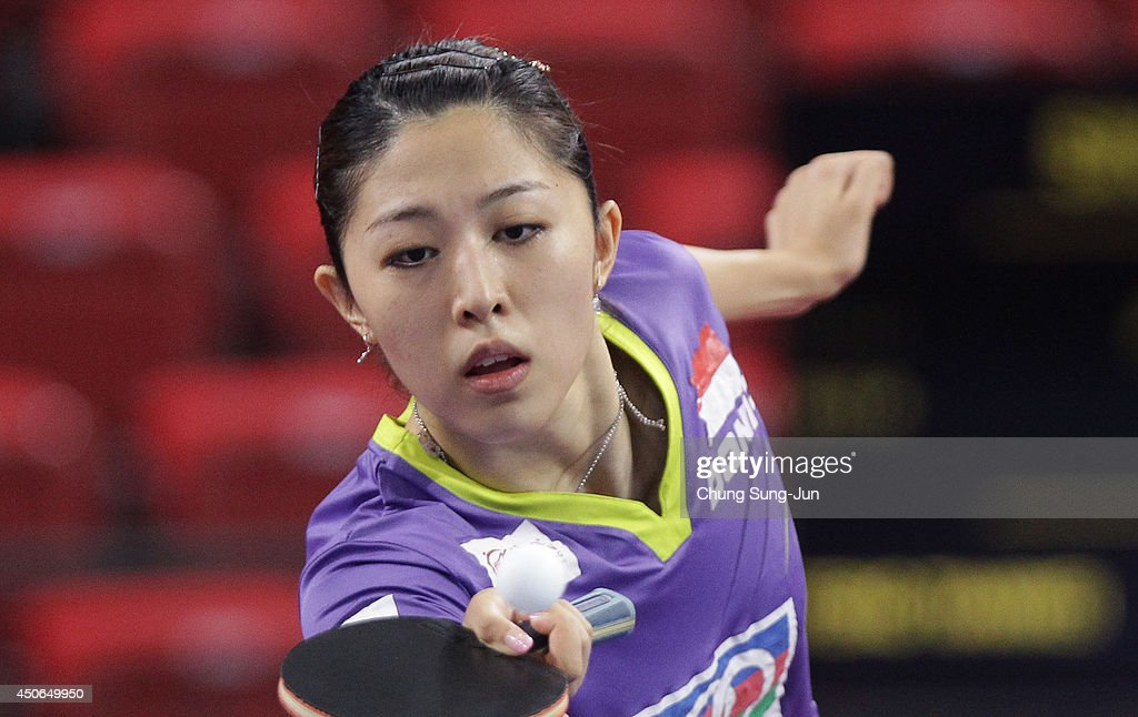 Table Tennis World Tour Korea Open In Incheon - Day 5