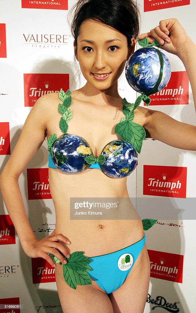 Ecologic Bra and Shorts Introduced In Japan Photos and ...