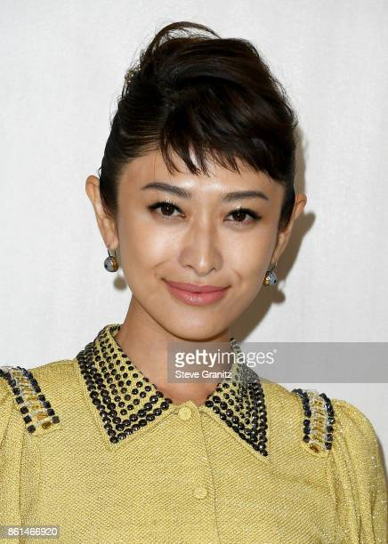 Yu Yamada at Bottega Veneta Hosts Hammer Museum Gala In The Garden on October 14 2017 in Westwood California