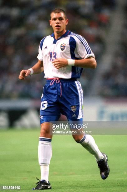 Yugoslavia's Dusan Petkovic