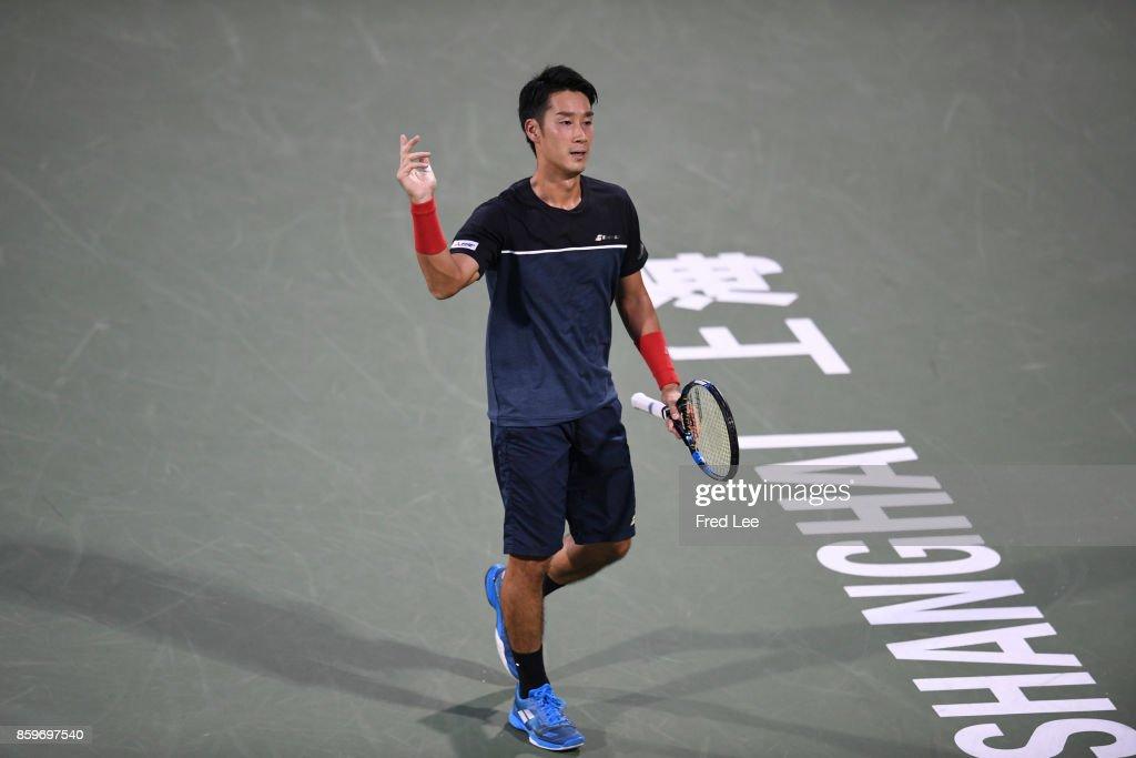 2017 ATP 1000 Shanghai Rolex Masters - Day 3