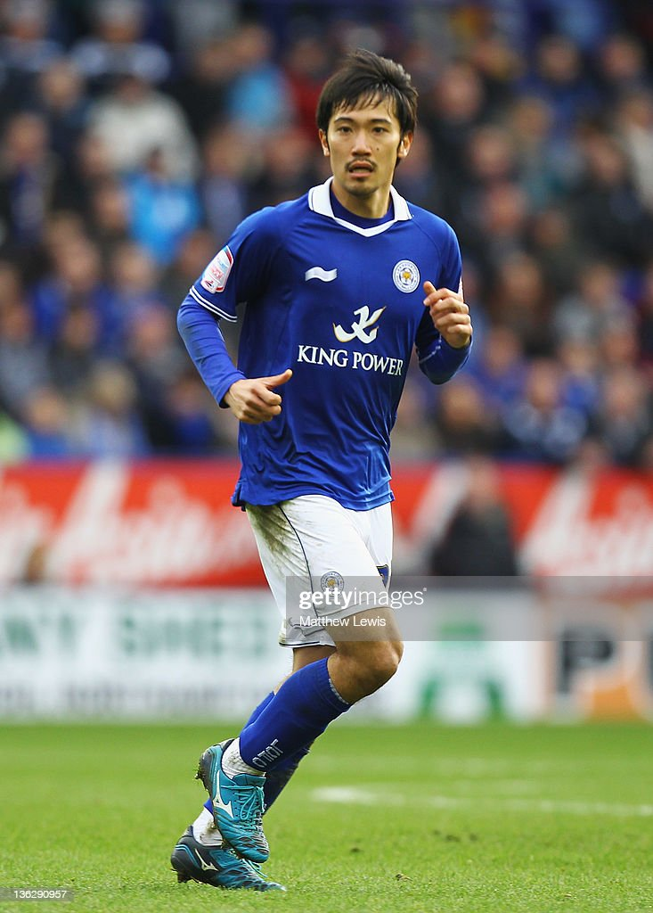 Yuki Abe of Leicester City in action during the npower Championship match between Leicester City and Portsmouth at The King Power Stadium on December 31, 2011 in Leicester, England.