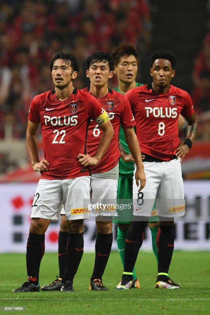 Urawa Red Diamonds v Omiya Ardija - J.League J1
