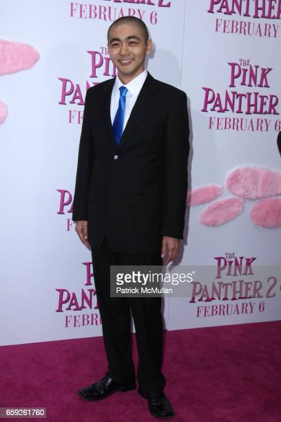 Yuki Matsuzaki attends COLUMBIA PICTURES and MGM Present the World Premiere of THE PINK PANTHER 2 at Ziegfeld Theatre on February 3 2009 in New York...