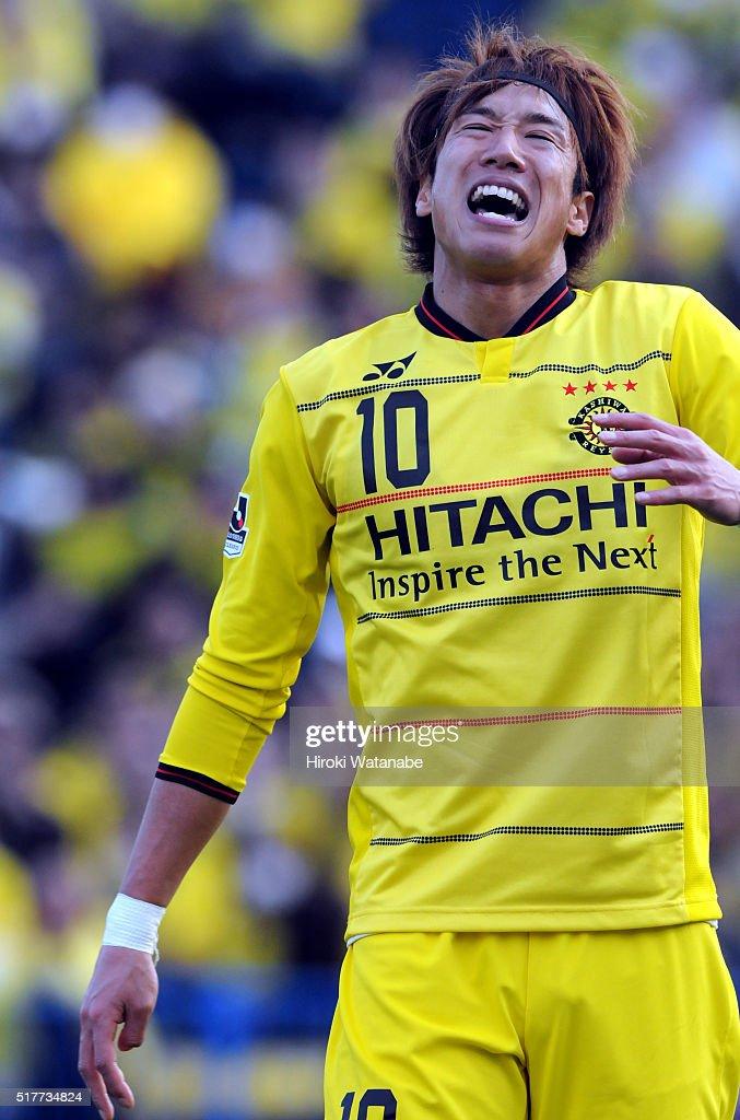 Kashiwa Reysol v Vegalta Sendai - J.League Yamazaki Nabisco Cup