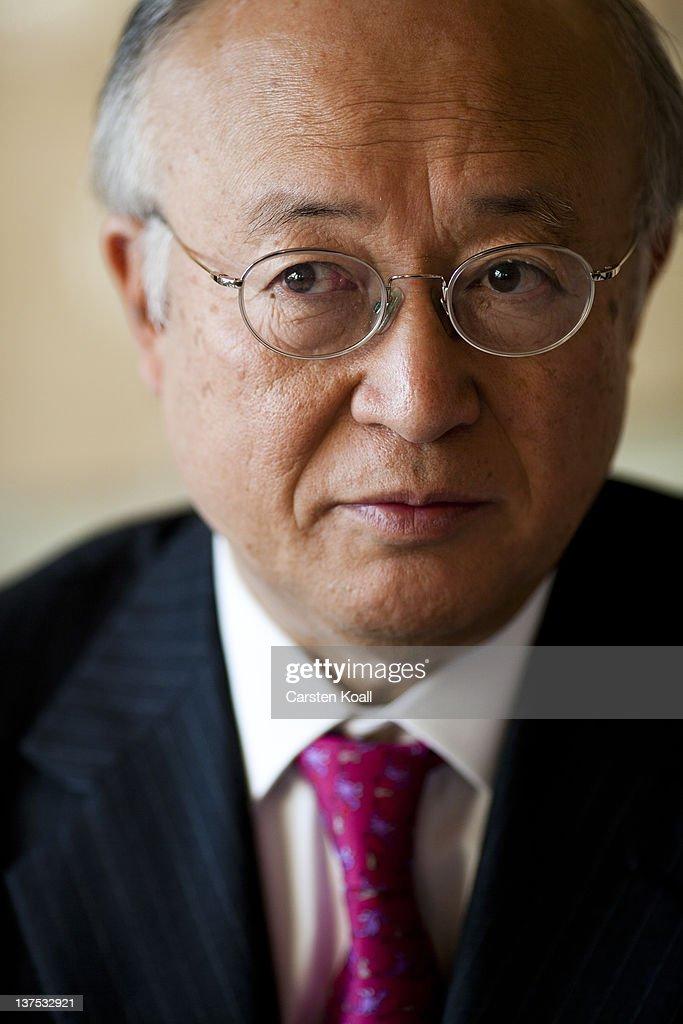 Yukiya Amano Portrait Session