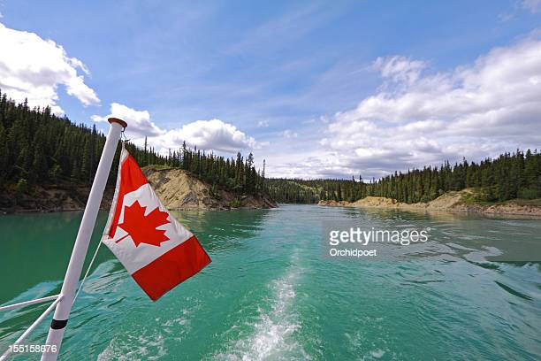 Yukon River Boat Tour