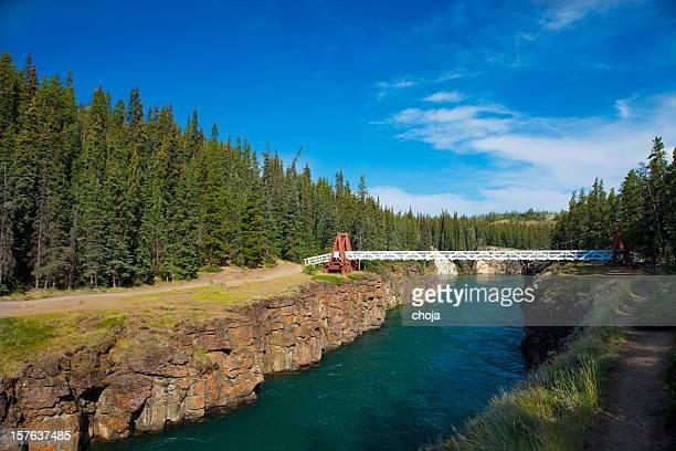 Yukon river,Canada