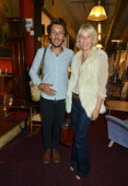 Yuksek and fashion designer Vanessa Bruno pose during 'Les 7 Parcours Capitaux' Marche Serpette At the Puces de Clignancourt on September 3 2012...