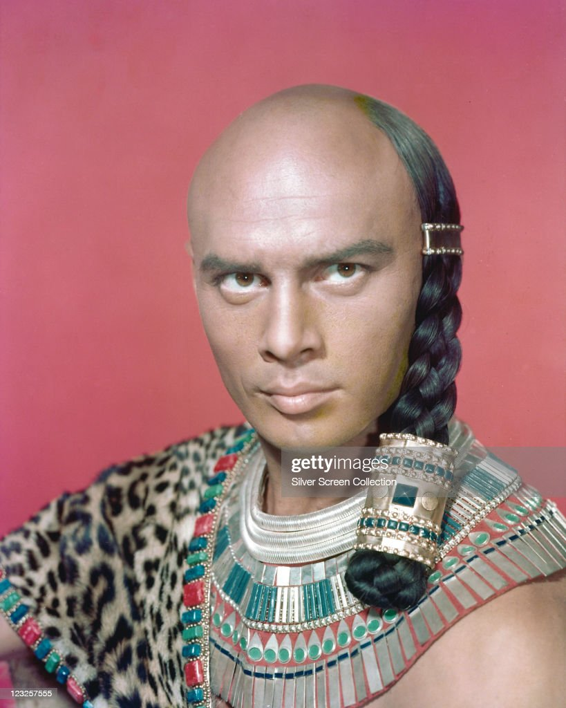 Image result for yul brynner getty images