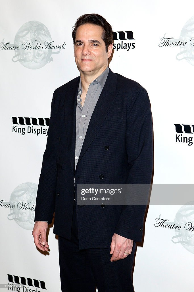 Yul Vazquez attends the 67th annual Theatre World Awards Ceremony at the August Wilson Theatre on June 7, 2011 in New York City.