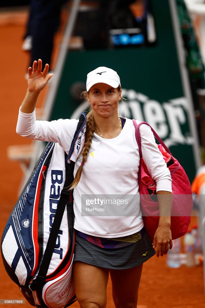 Roland Garros 2016 - Day 12