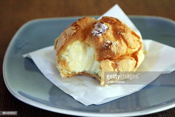 Yummy Cream Puff