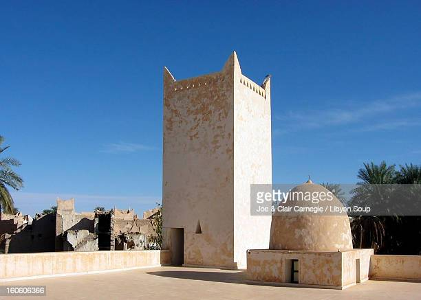 Yunès Mosque, Ghadamès, Libya