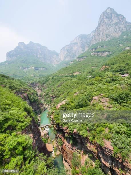 Yuntai Mountain.