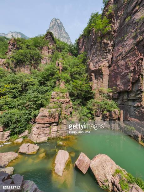 Yuntai Mountain.