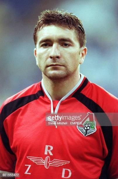 Yuri Drozdov Lokomotiv Moscow
