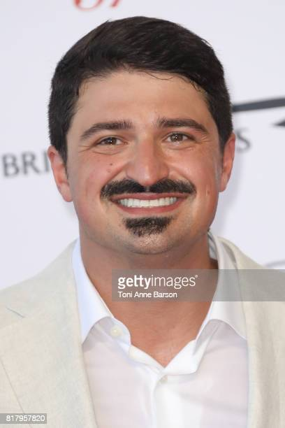 Yuri Sardarov arrives at the Opening Ceremony of the 57th Monte Carlo TV Festival and World premier of Absentia Serie on June 16 2017 in MonteCarlo...