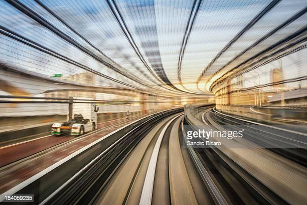 Yurikamome Line Tokyo
