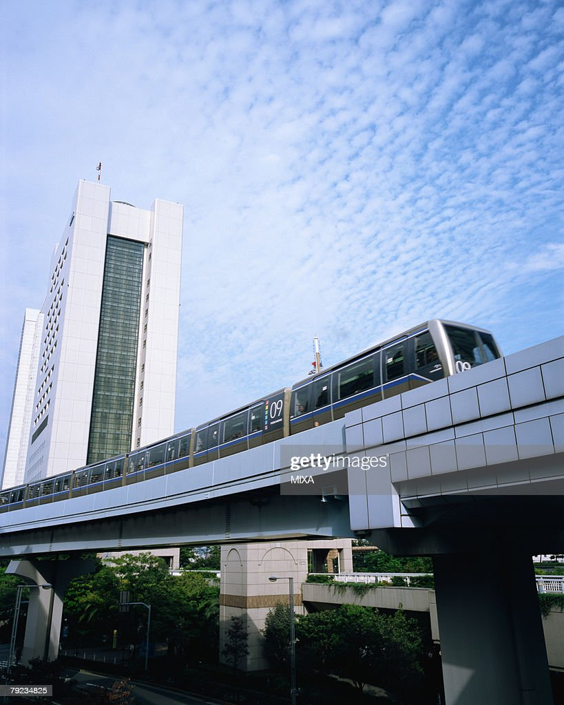 Yurikamome Train : Stock Photo
