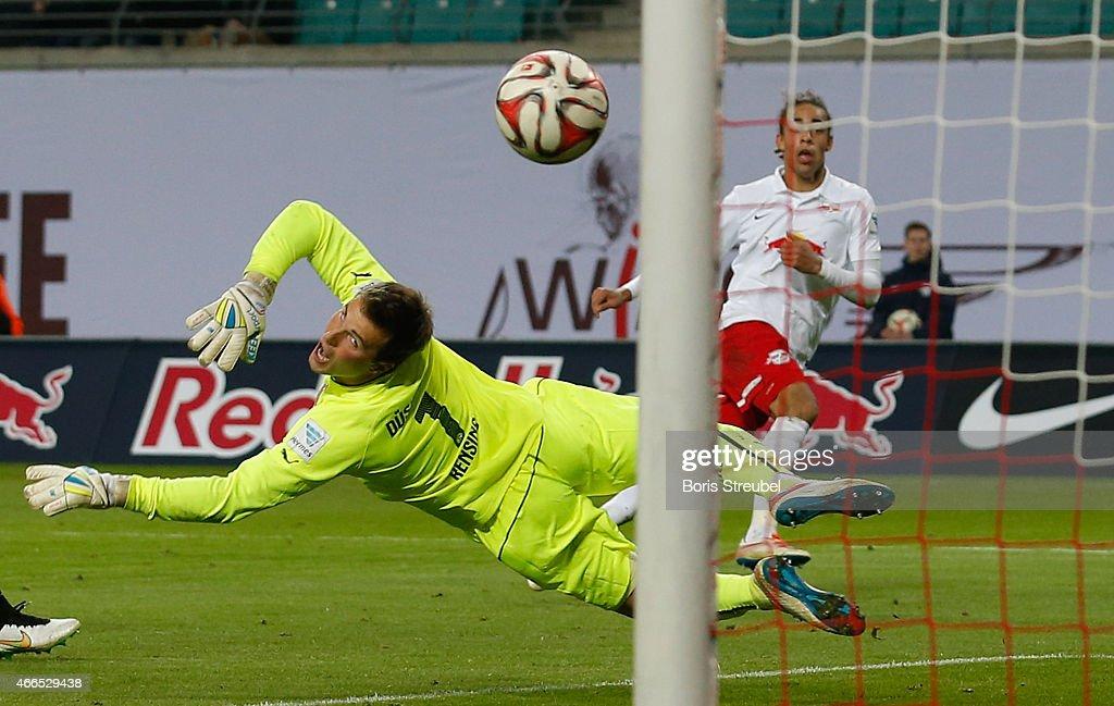RB Leipzig v Fortuna Duesseldorf  - 2. Bundesliga