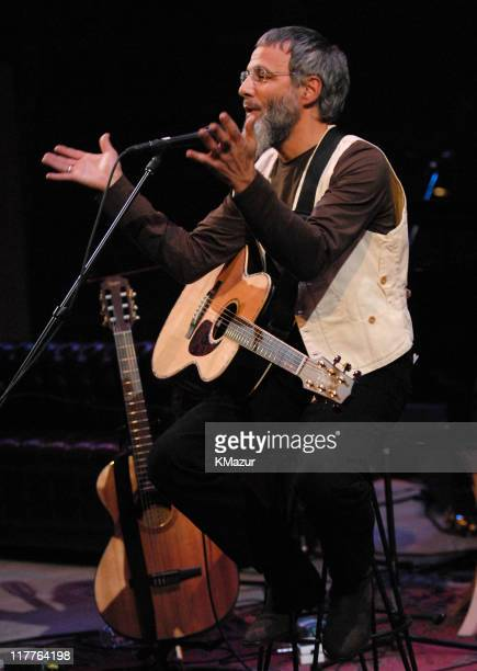 Yusuf Islam *Exclusive Coverage* during Yusuf Islam in Concert at Jazz at Lincoln Center in New York City December 19 2006 at Jazz at Lincoln Center...