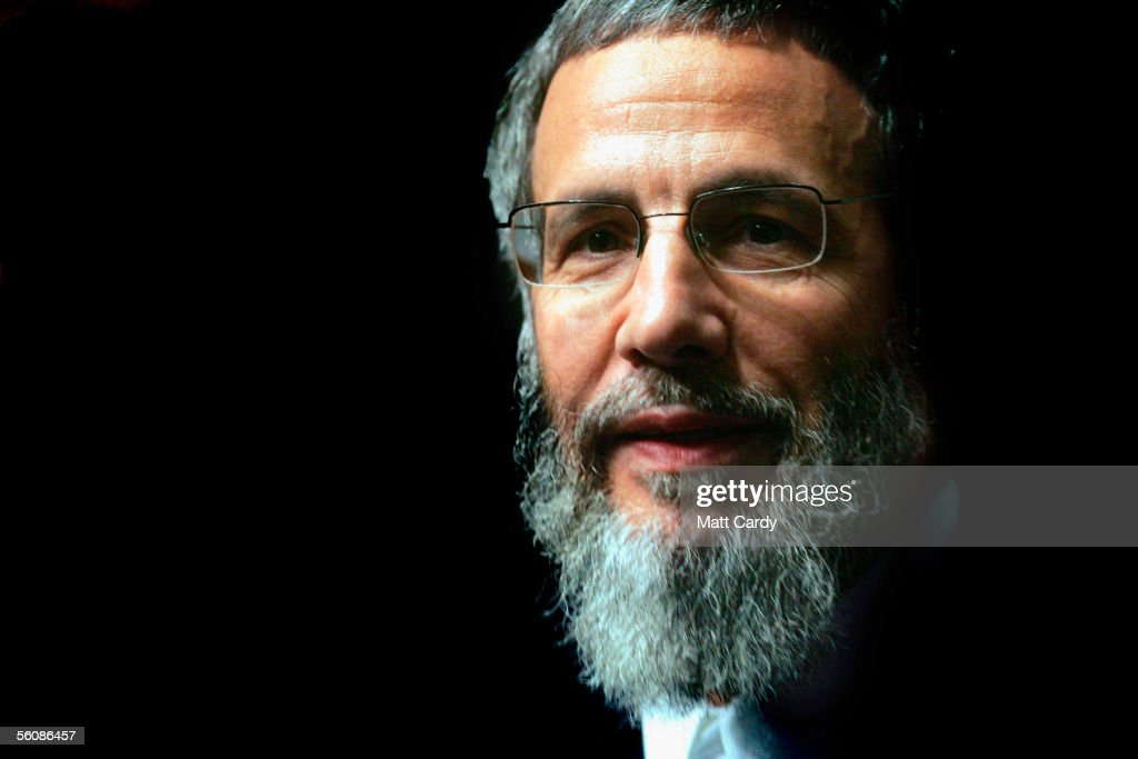 Yusuf Islam, formerly known as Cat Stevens, is awarded an honorary doctorate from the University Of Gloucestershire in recognition of his humanitarian work, at The Centaur, Cheltenham Racecourse on November 4, 2005 in Cheltenham, England.