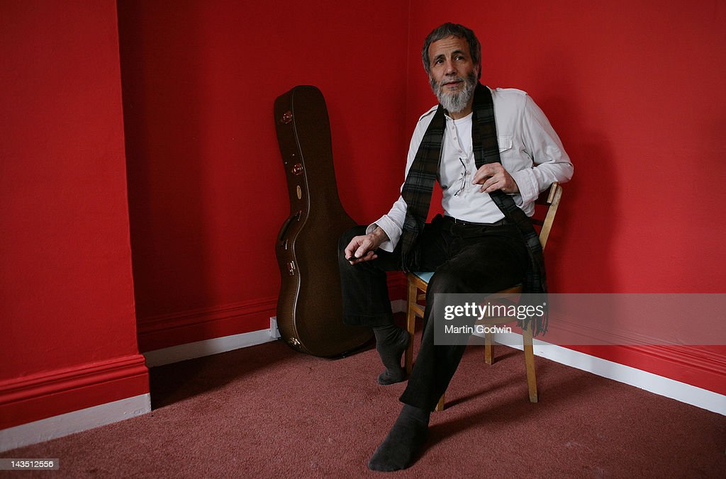 Yusuf Islam, singer/songwriter, formerly Cat Stevens 16th April 2009
